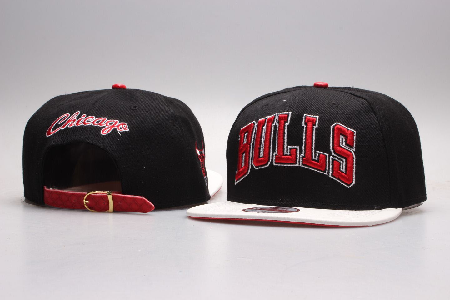 NBA Chicago Bulls Snapback hat 201811252