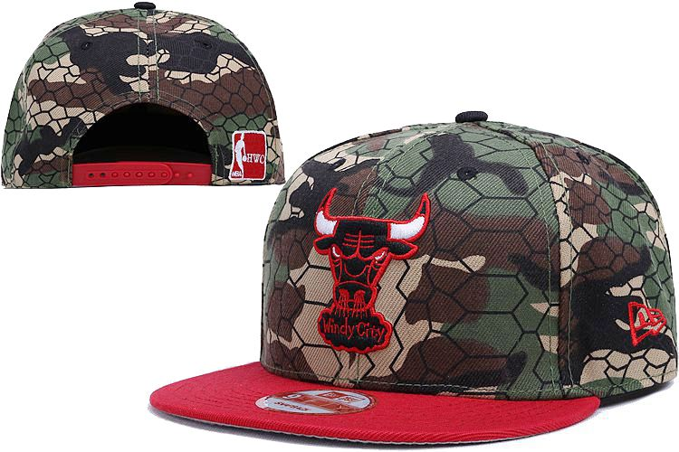 NBA Chicago Bulls Snapback hat 2018112521