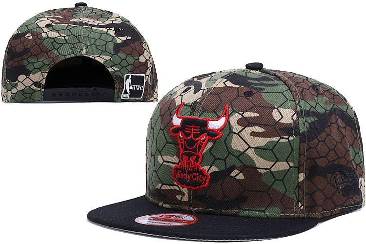 NBA Chicago Bulls Snapback hat 2018112522