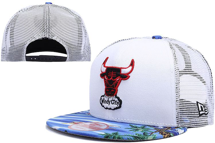 NBA Chicago Bulls Snapback hat 2018112524