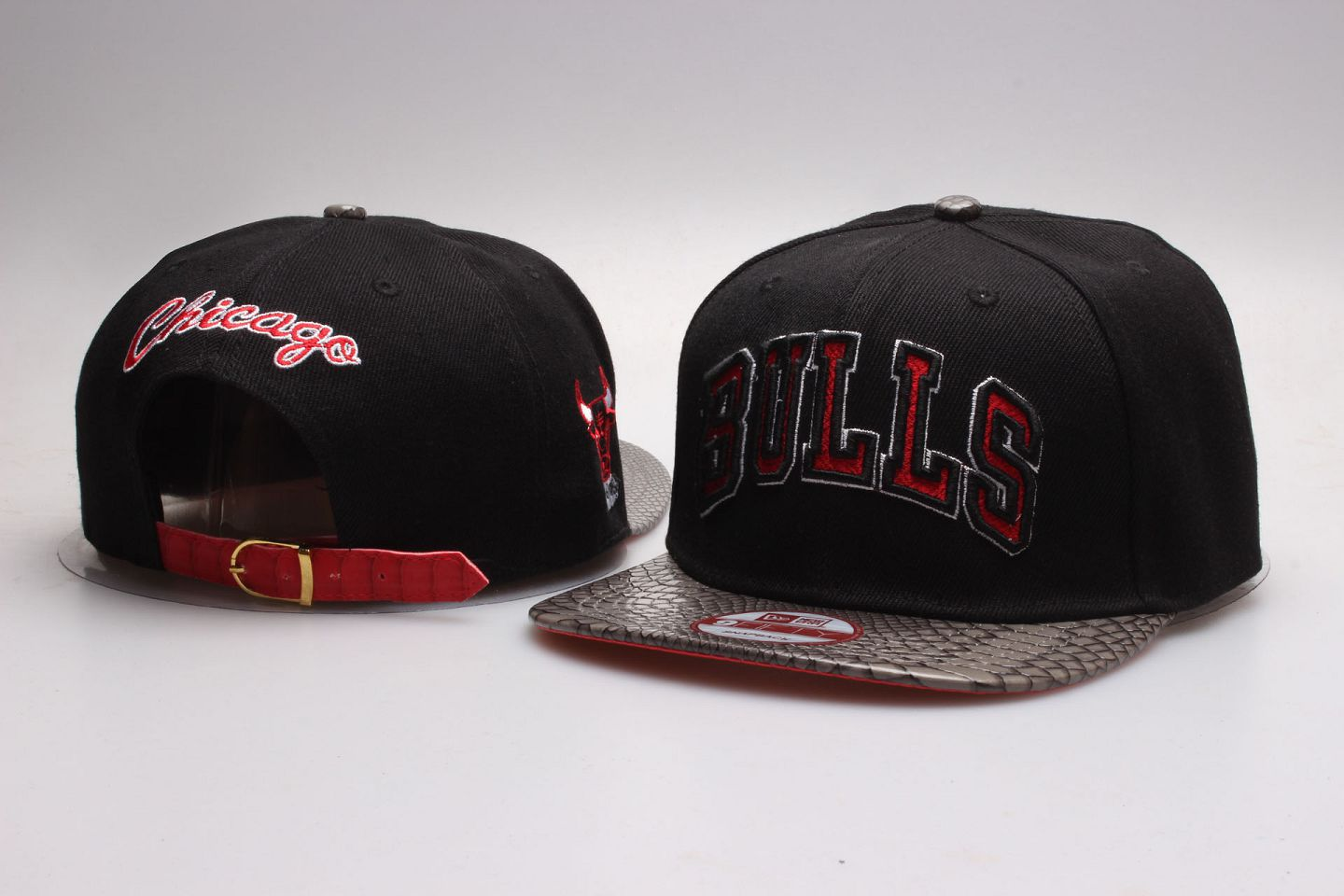 NBA Chicago Bulls Snapback hat 201811254