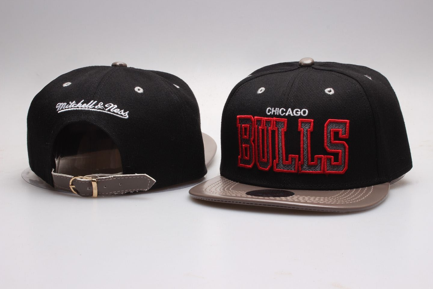 NBA Chicago Bulls Snapback hat 201811257