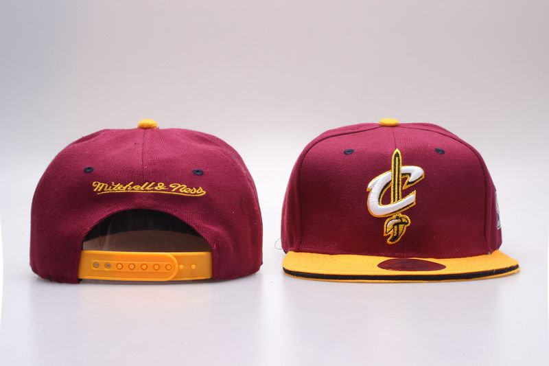 NBA Cleveland Cavaliers Snapback hat 201811256