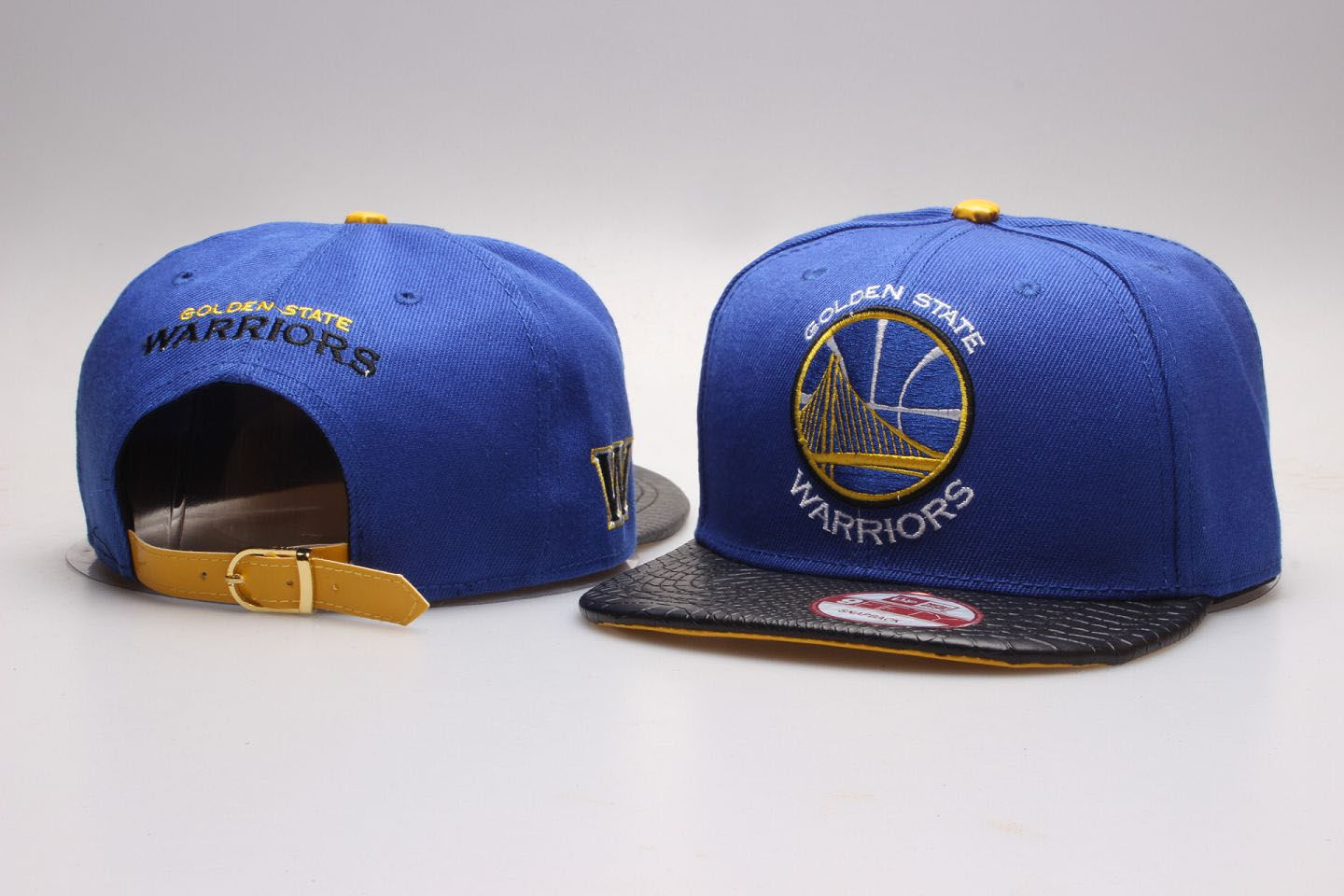 NBA Golden State Warriors Snapback hat 201811253