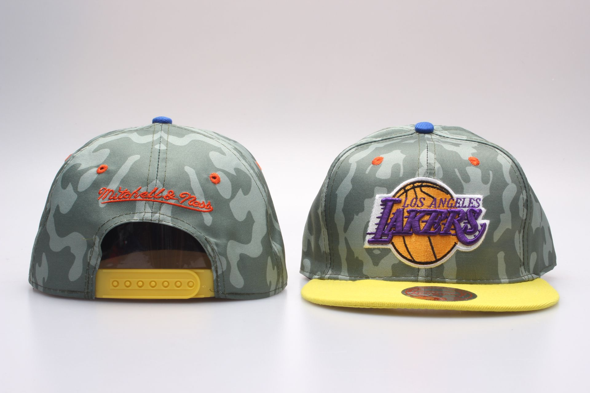 NBA Los Angeles Lakers Snapback hat 201811253