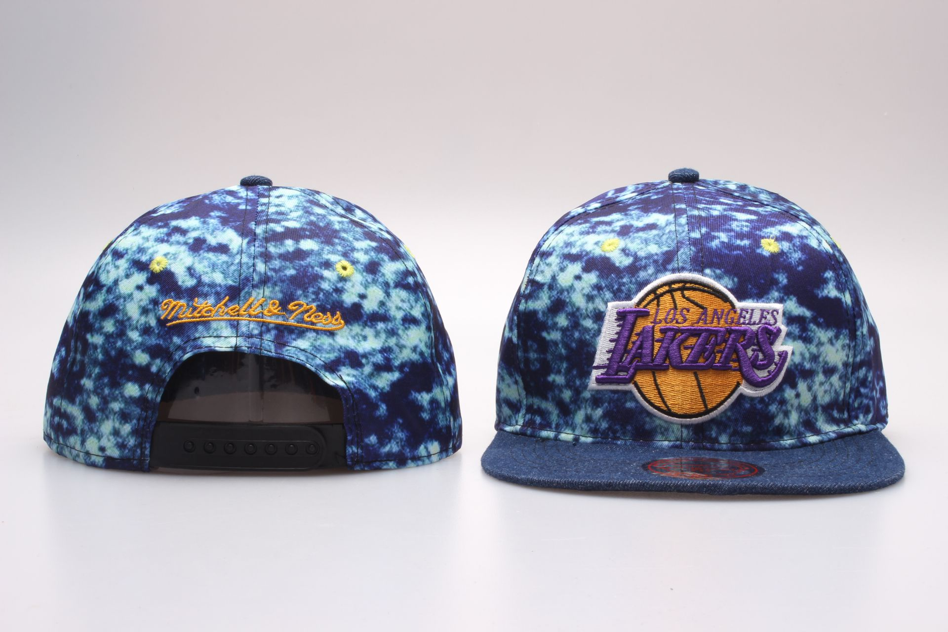 NBA Los Angeles Lakers Snapback hat 201811254
