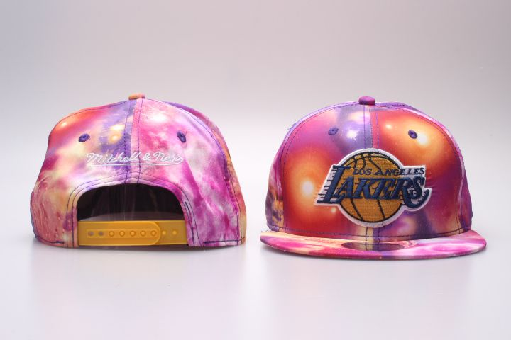 NBA Los Angeles Lakers Snapback hat 201811256