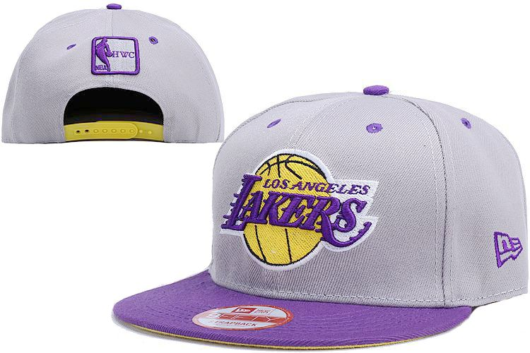 NBA Los Angeles Lakers Snapback hat 201811258