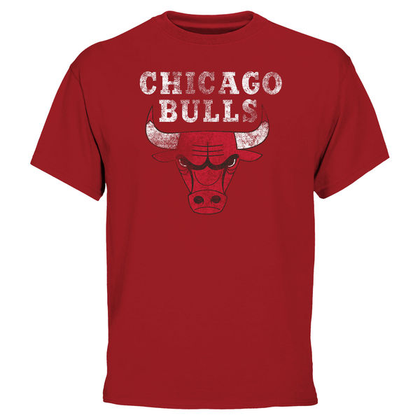 NBA Men Chicago Bulls Big Tall Team TShirt Red