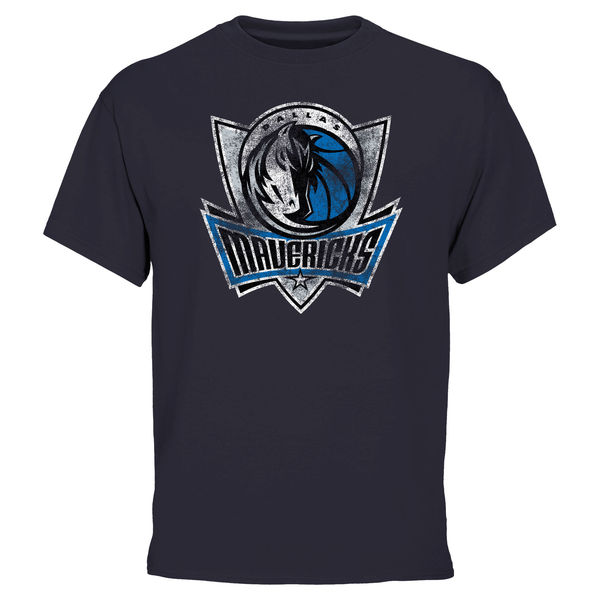 NBA Men Dallas Mavericks Big Tall Team TShirt Blue