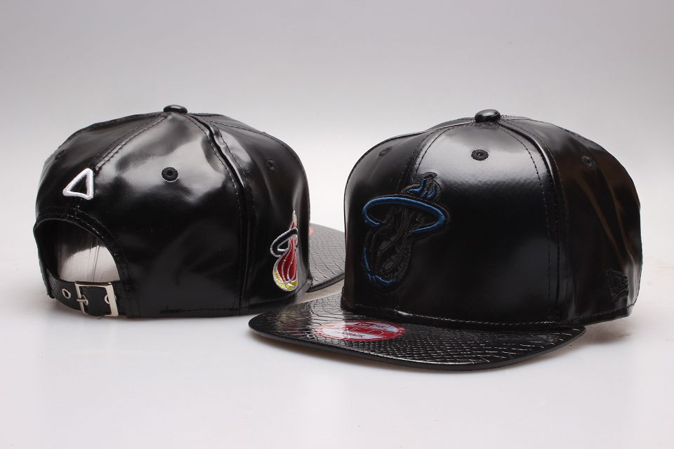 NBA Miami Heat Snapback hat 2018112510