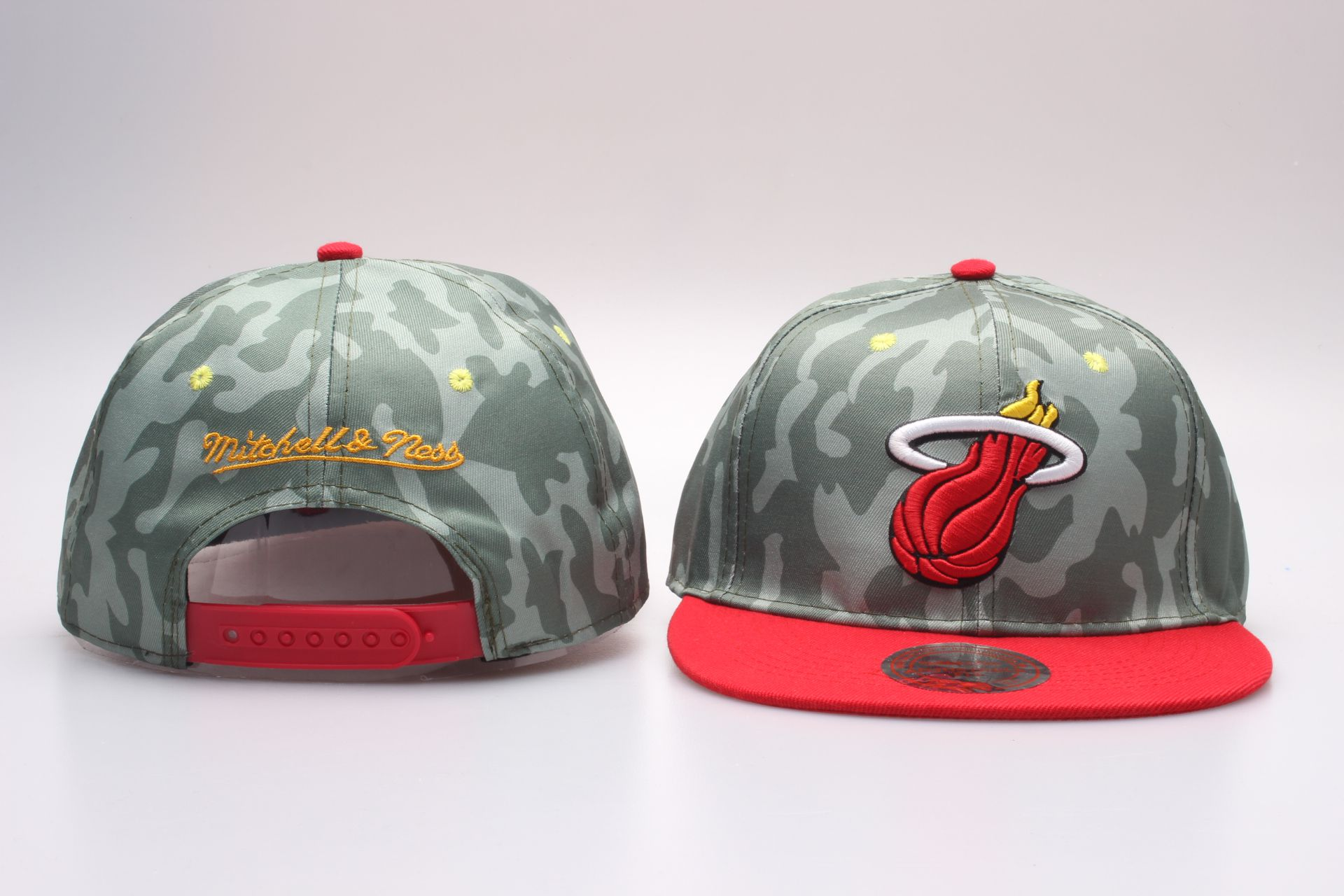 NBA Miami Heat Snapback hat 2018112511