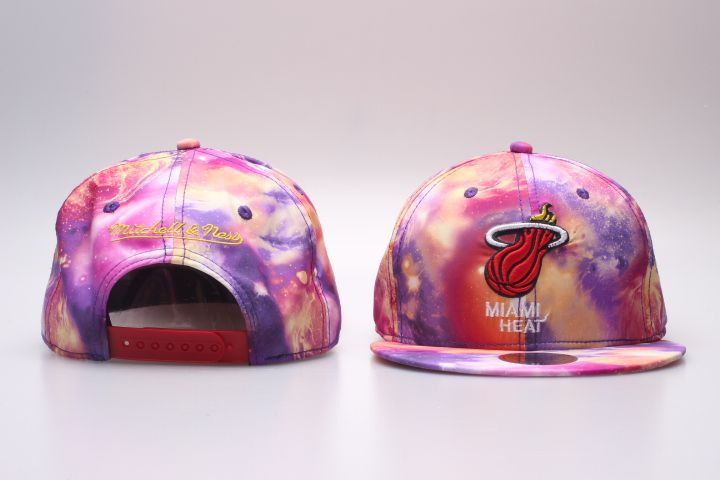 NBA Miami Heat Snapback hat 201811253