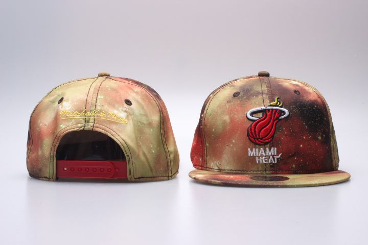 NBA Miami Heat Snapback hat 201811255