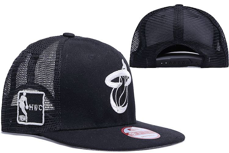 NBA Miami Heat Snapback hat 201811257