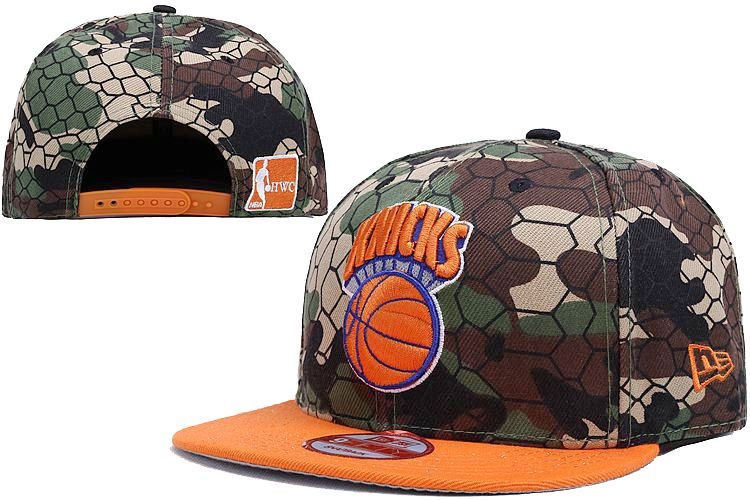 NBA New York Knicks Snapback hat 201811251