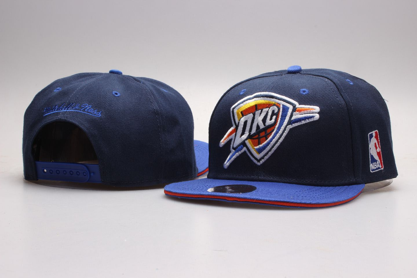 NBA Oklahoma City Thunder Snapback hat 20181125