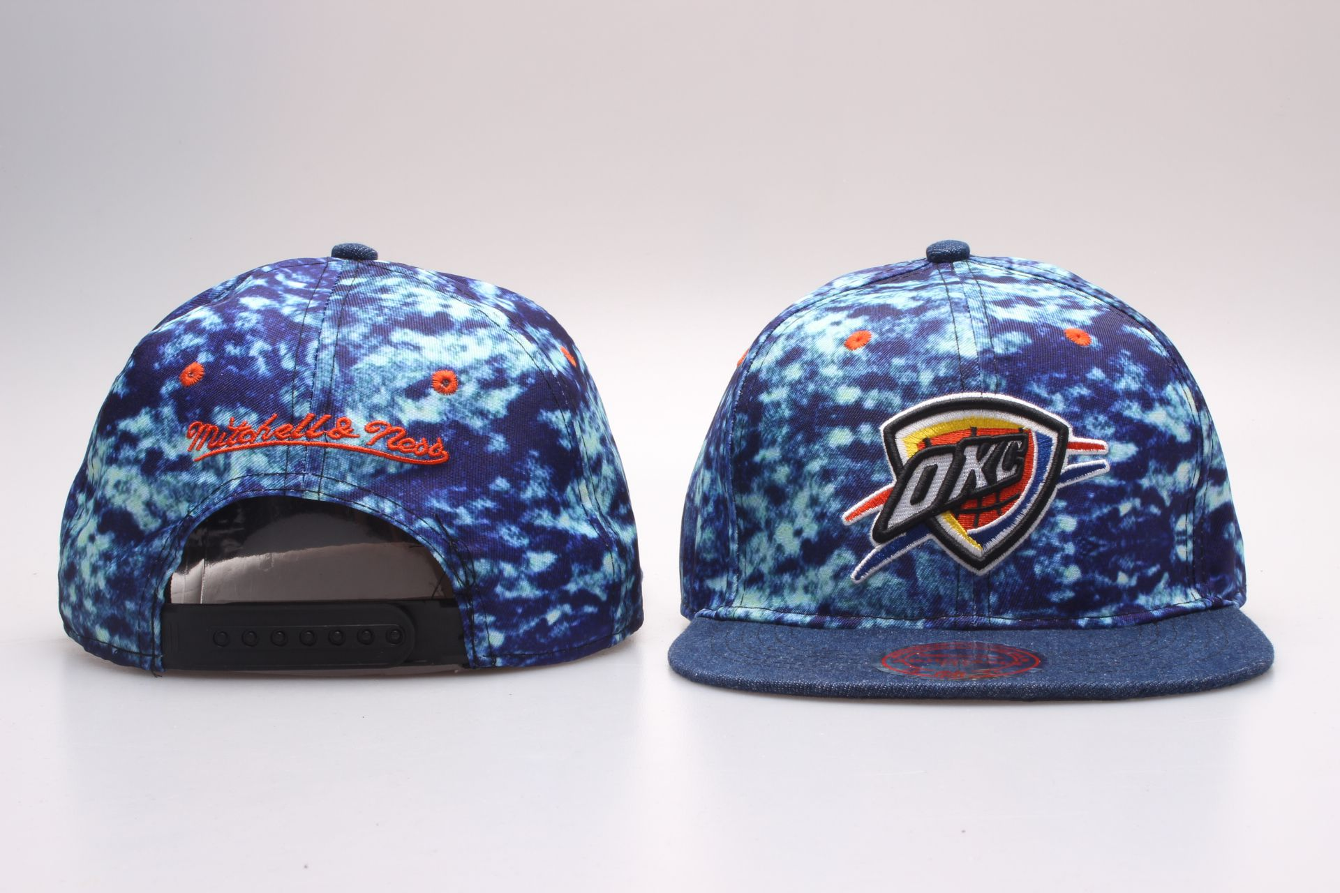 NBA Oklahoma City Thunder Snapback hat 201811252