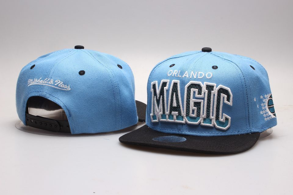 NBA Orlando Magic Snapback hat 20181125