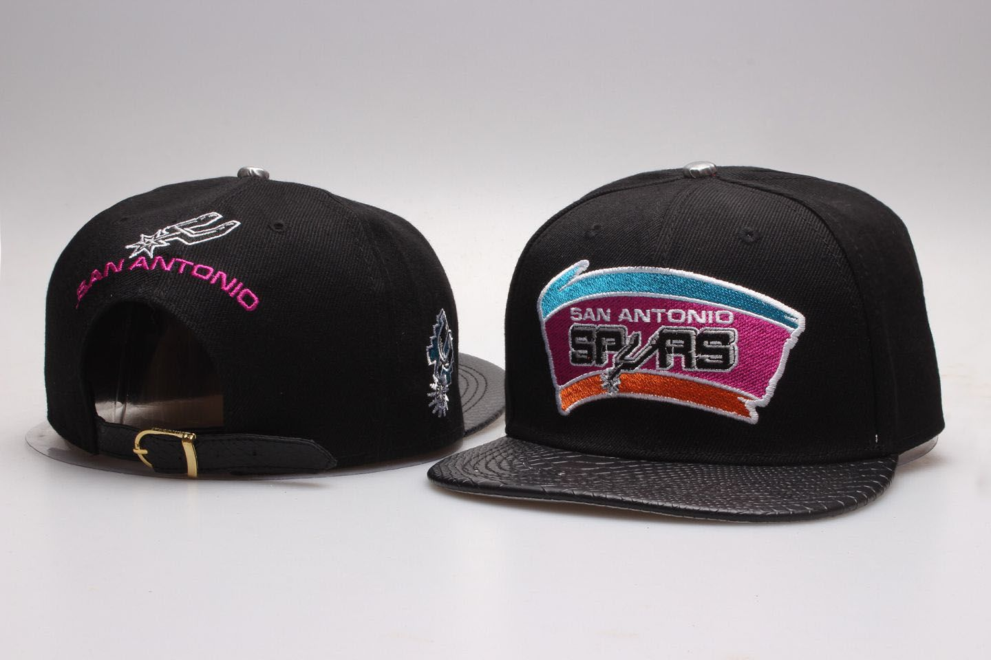 NBA San Antonio Spurs Snapback hat 201811251