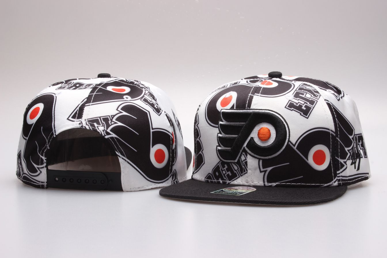 NHL Philadelphia Flyers Snapback hat 20181125