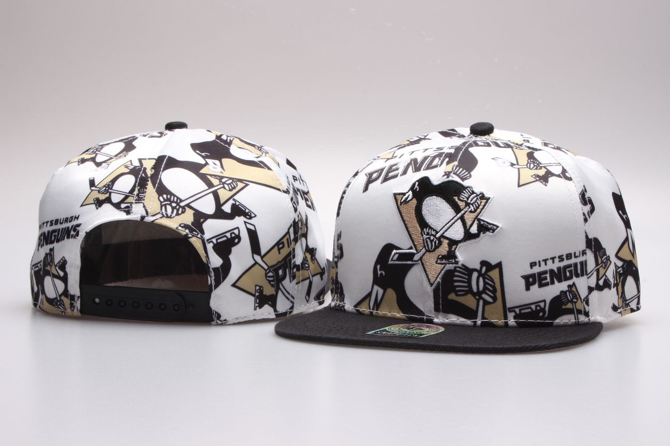 NHL Pittsburgh Penguins Snapback hat 20181125