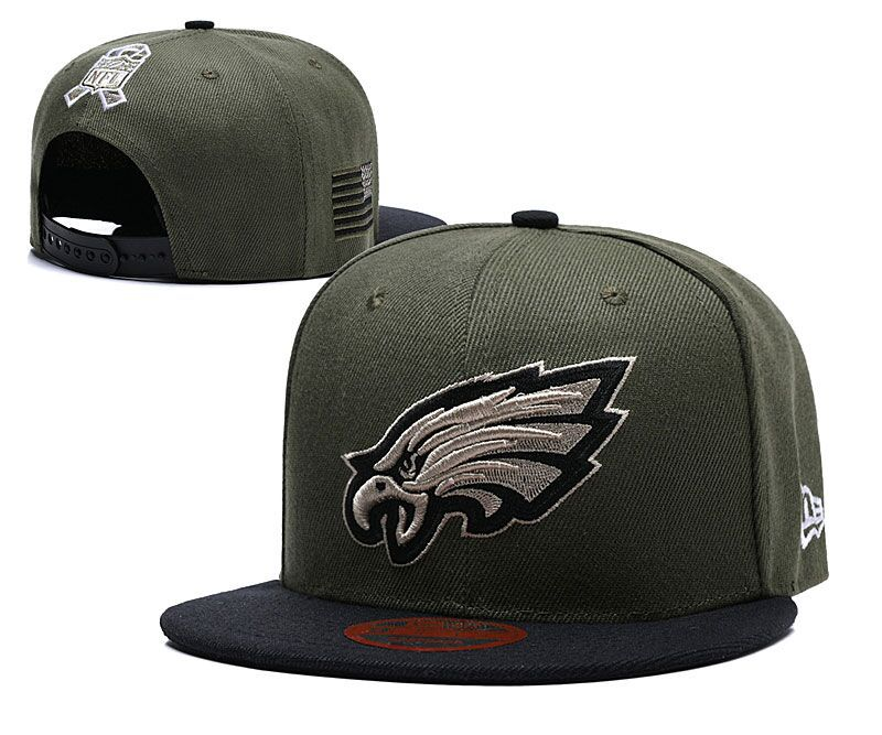 2018 NFL Philadelphia Eagles Snapback hat LTMY1210