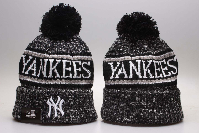 a9a1323b19b MLB New York Yankees Beanie hot hat