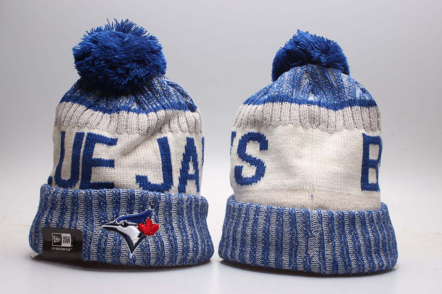 MLB Toronto Blue Jays Beanie hot hat