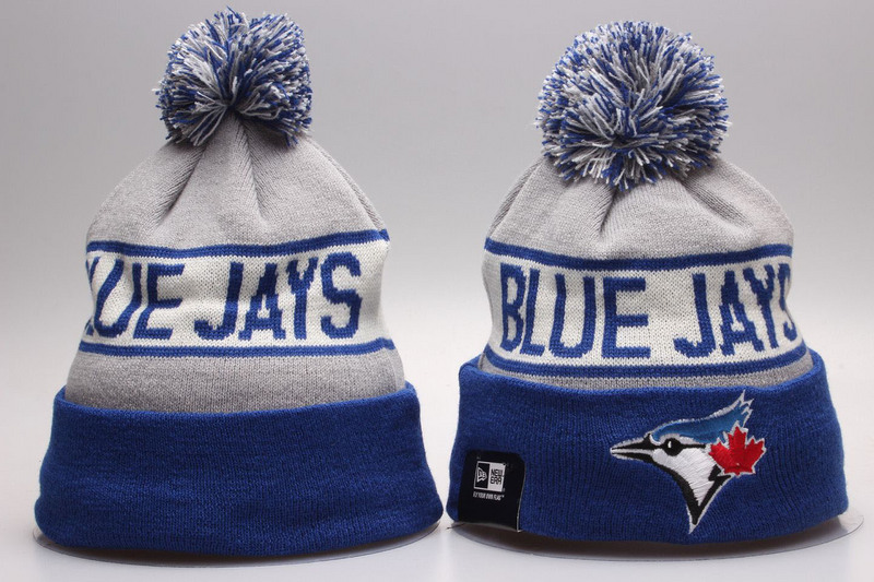 MLB Toronto Blue Jays2 Beanie hot hat