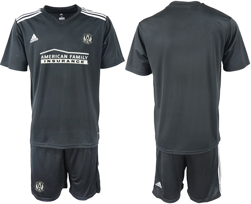 Men 2018-2019 club Atlanta United FC black Soccer Jerseys