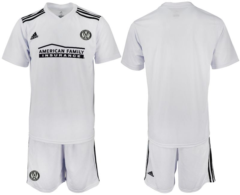 Men 2018-2019 club Atlanta United FC white Soccer Jerseys