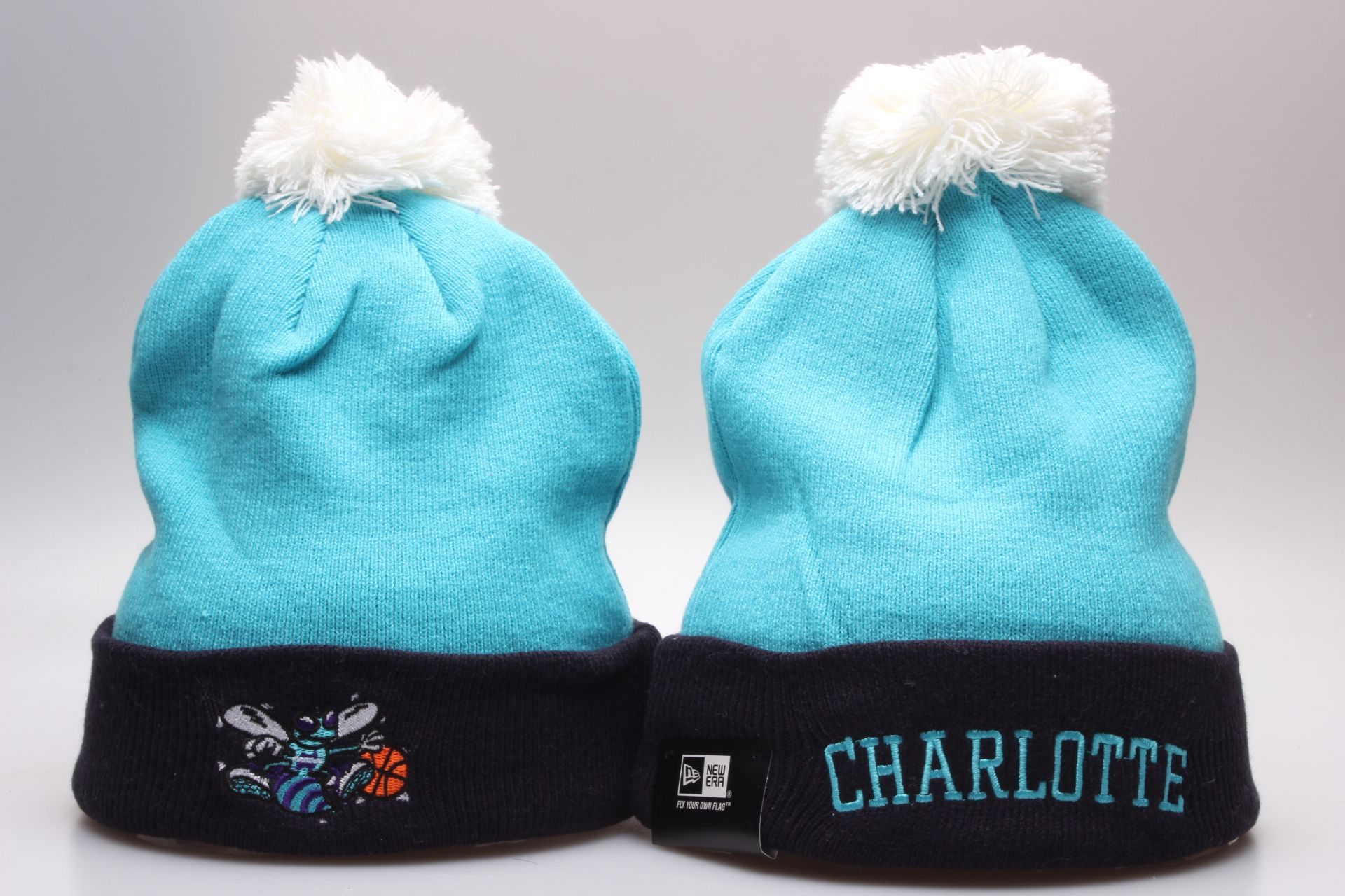 NBA Charlotte Hornets Beanie hot hat