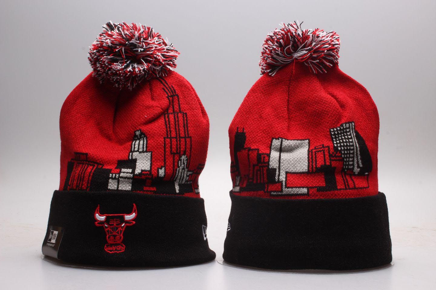 NBA Chicago Bulls Beanie hot hat2