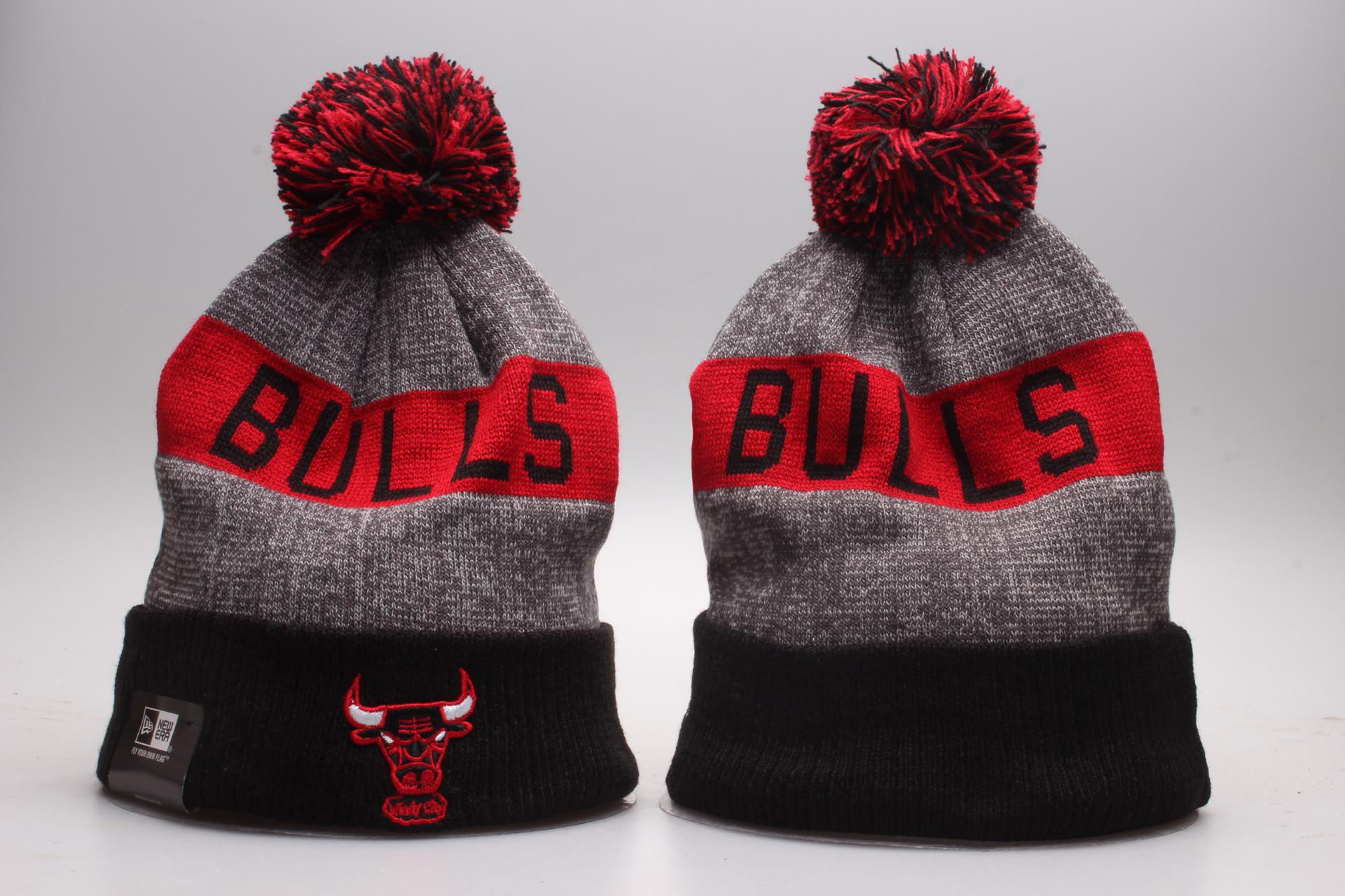 NBA Chicago Bulls Beanie hot hat3