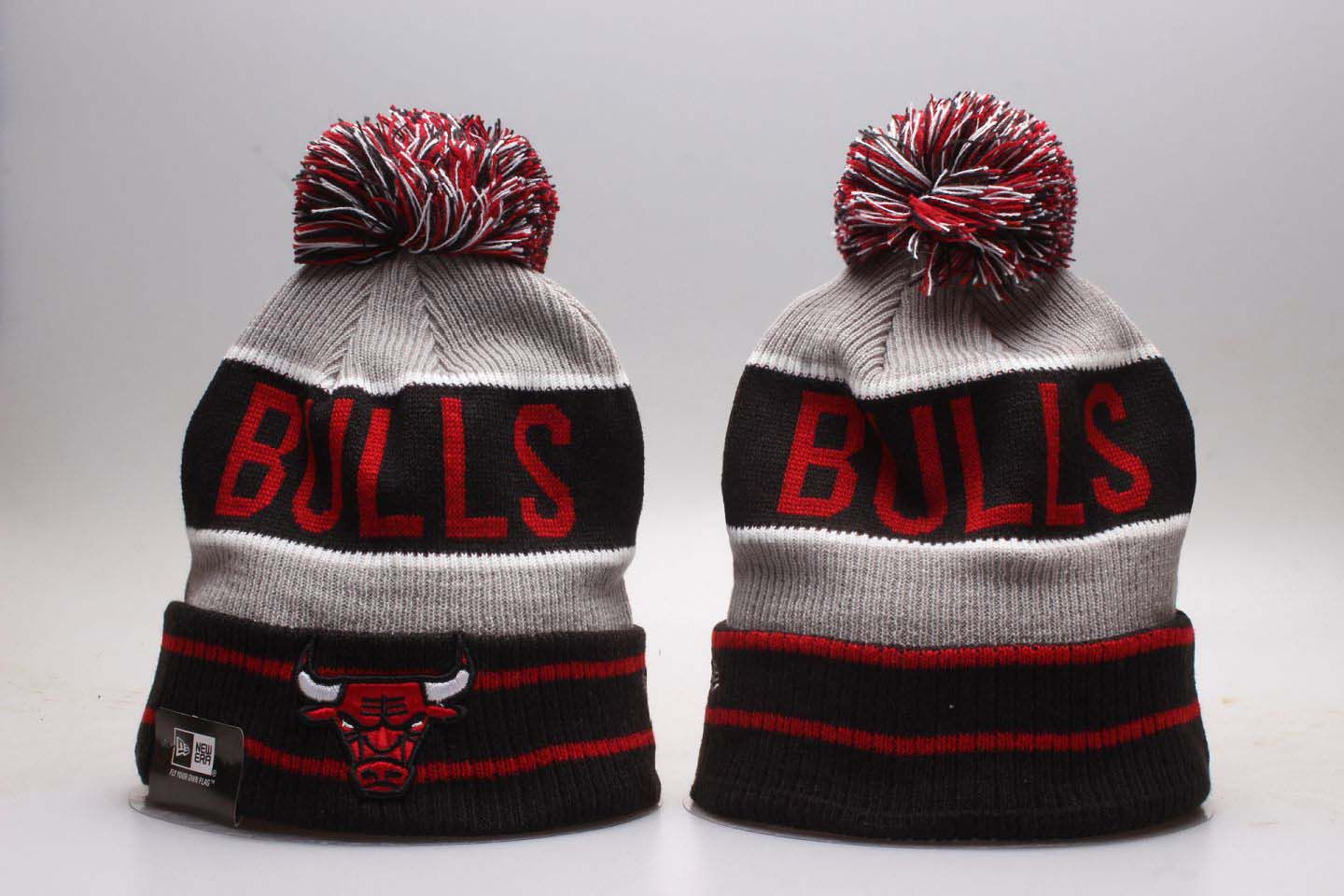 NBA Chicago Bulls Beanie hot hat5