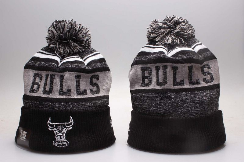 NBA Chicago Bulls Beanie hot hat6