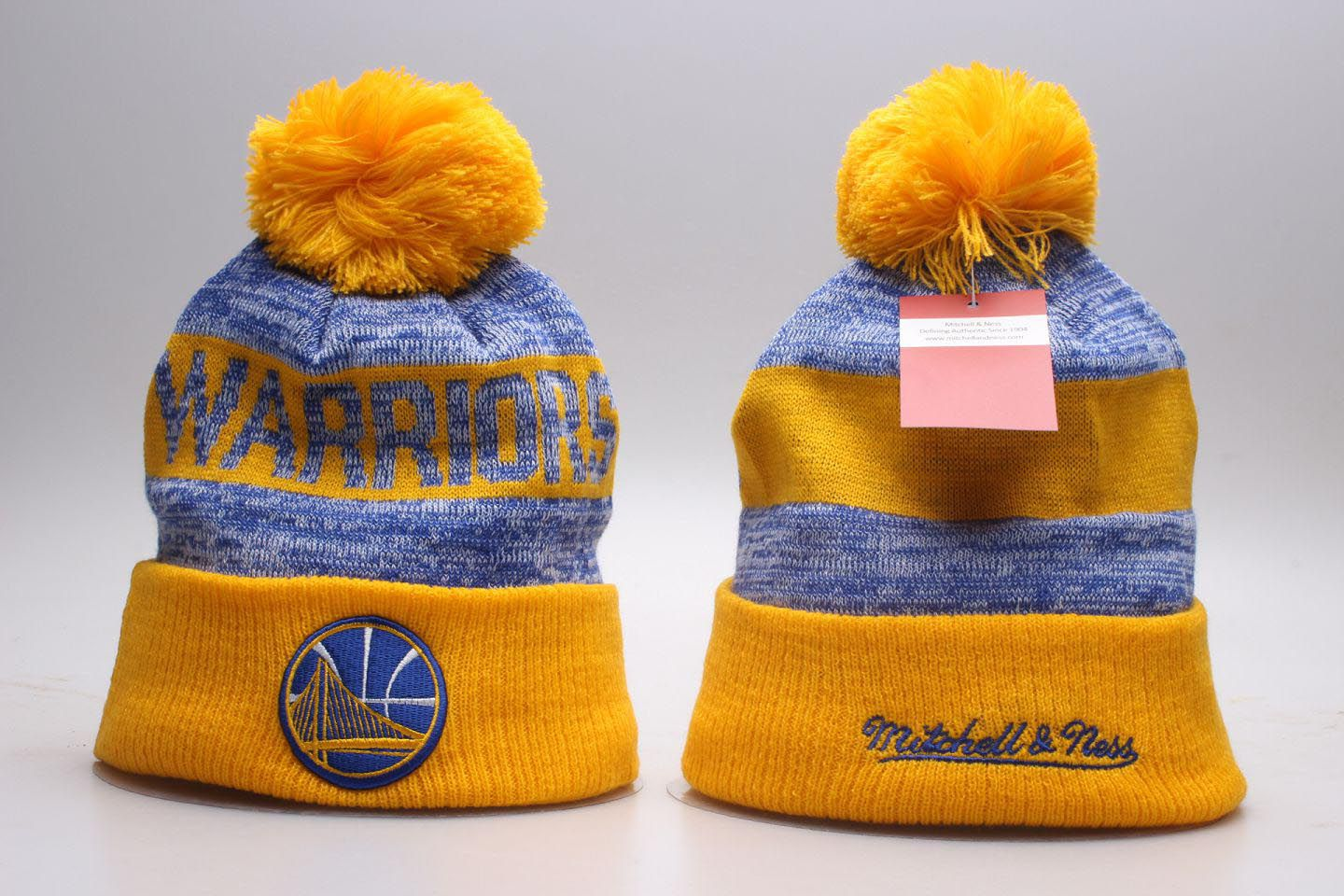 NBA Golden State Warriors Beanie hot hat