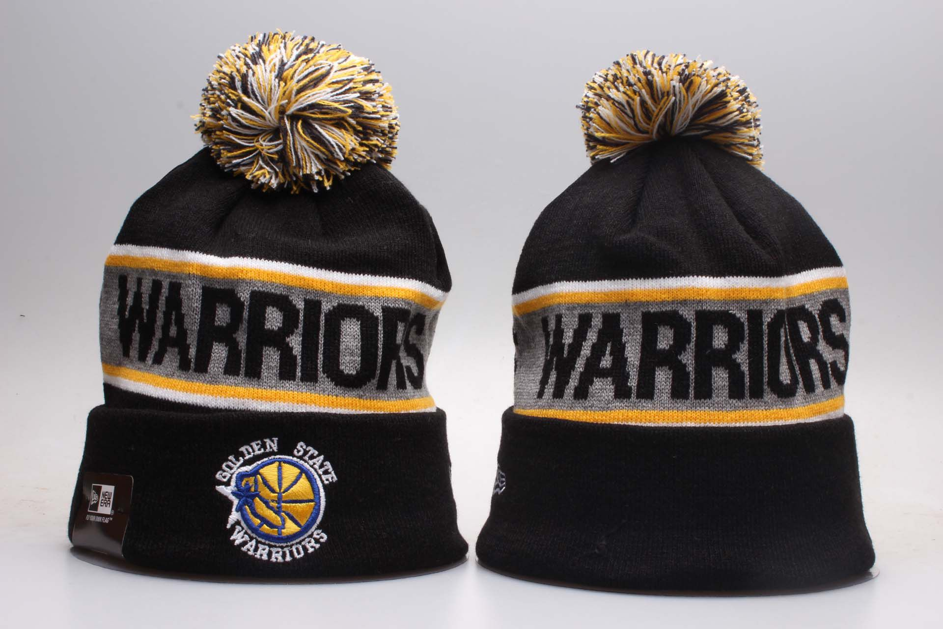 NBA Golden State Warriors Beanie hot hat1