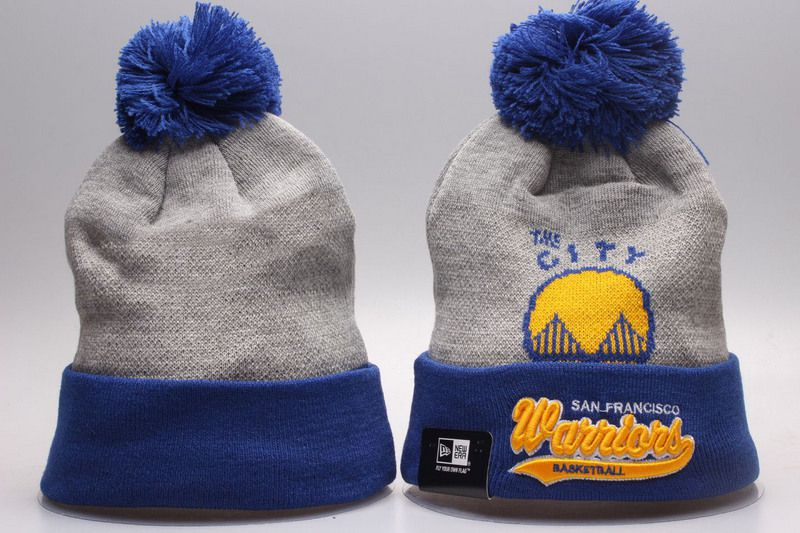 NBA Golden State Warriors Beanie hot hat3