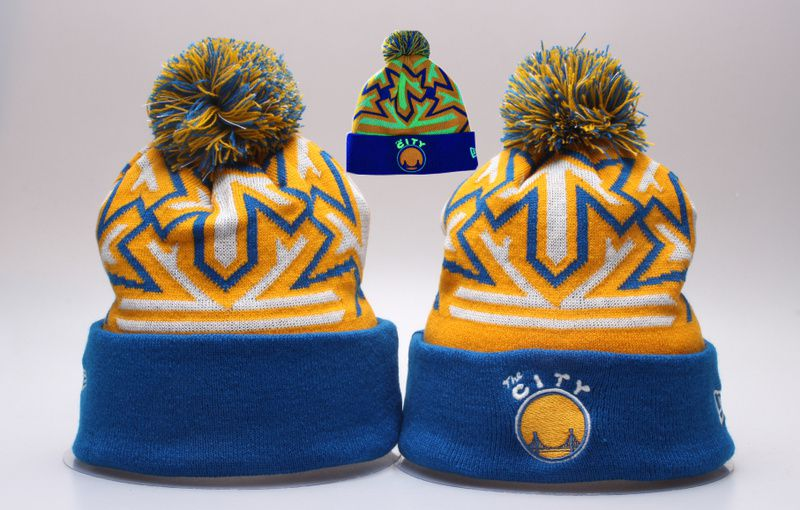 NBA Golden State Warriors Beanie hot hat4