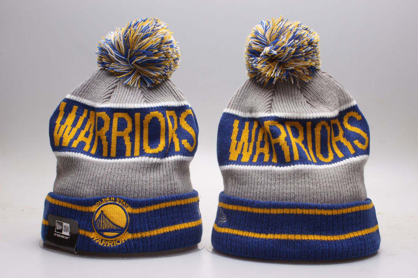 NBA Golden State Warriors Beanie hot hat5