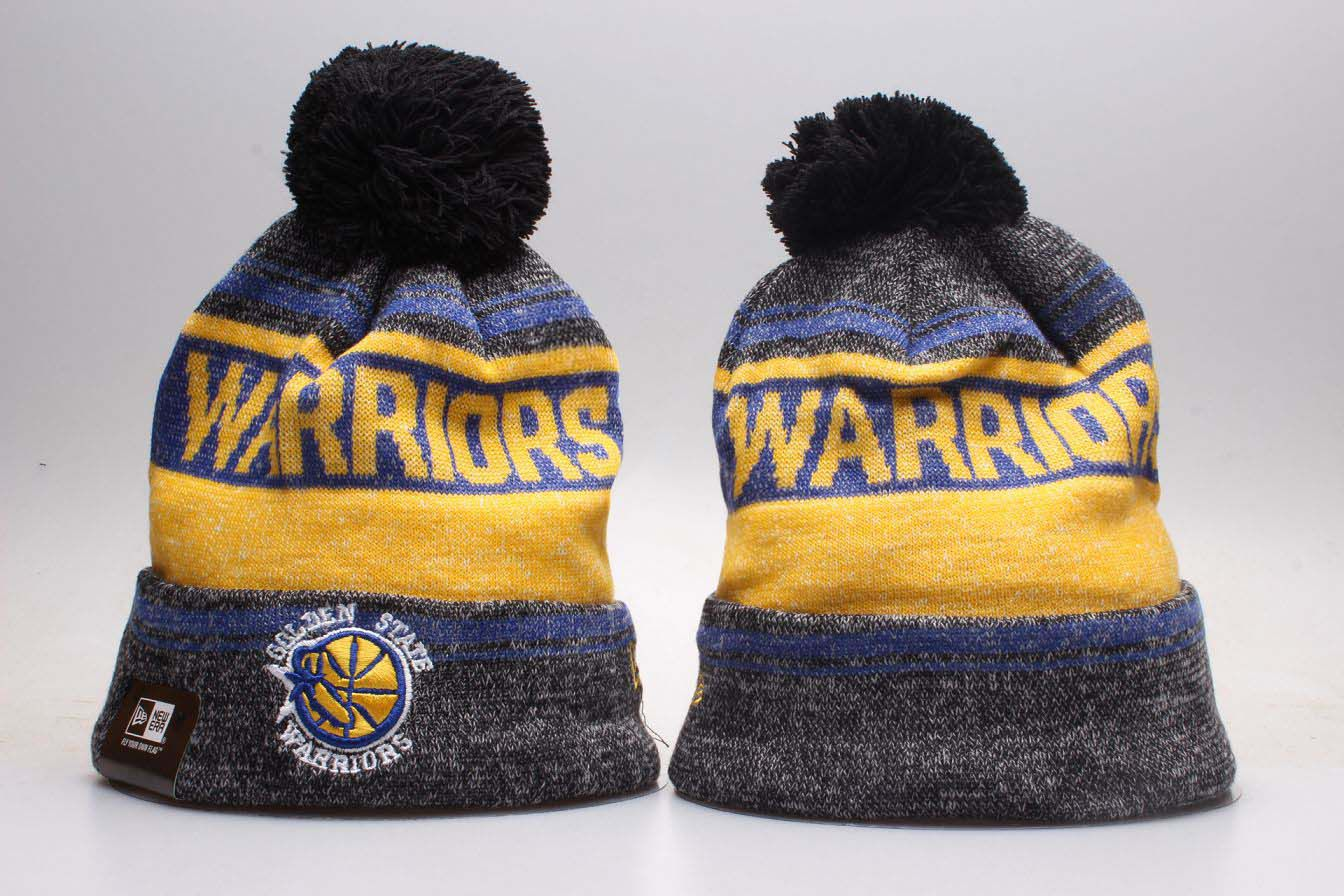 NBA Golden State Warriors Beanie hot hat6