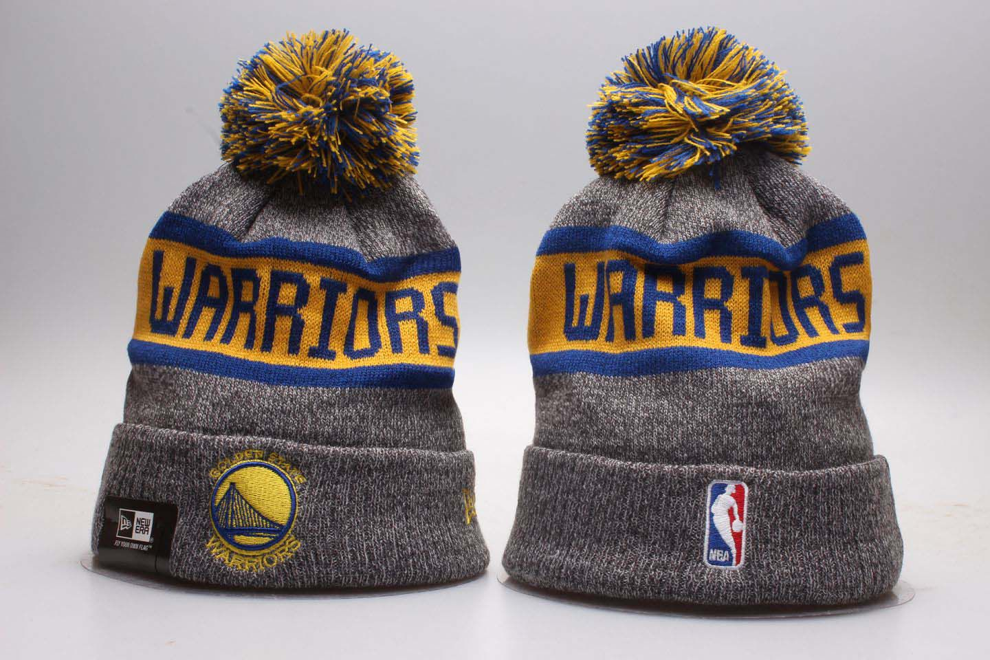 NBA Golden State Warriors Beanie hot hat7
