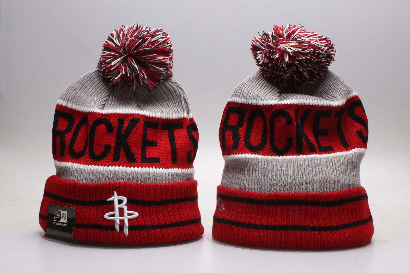 NBA Houston Rockets Beanie hot hat2
