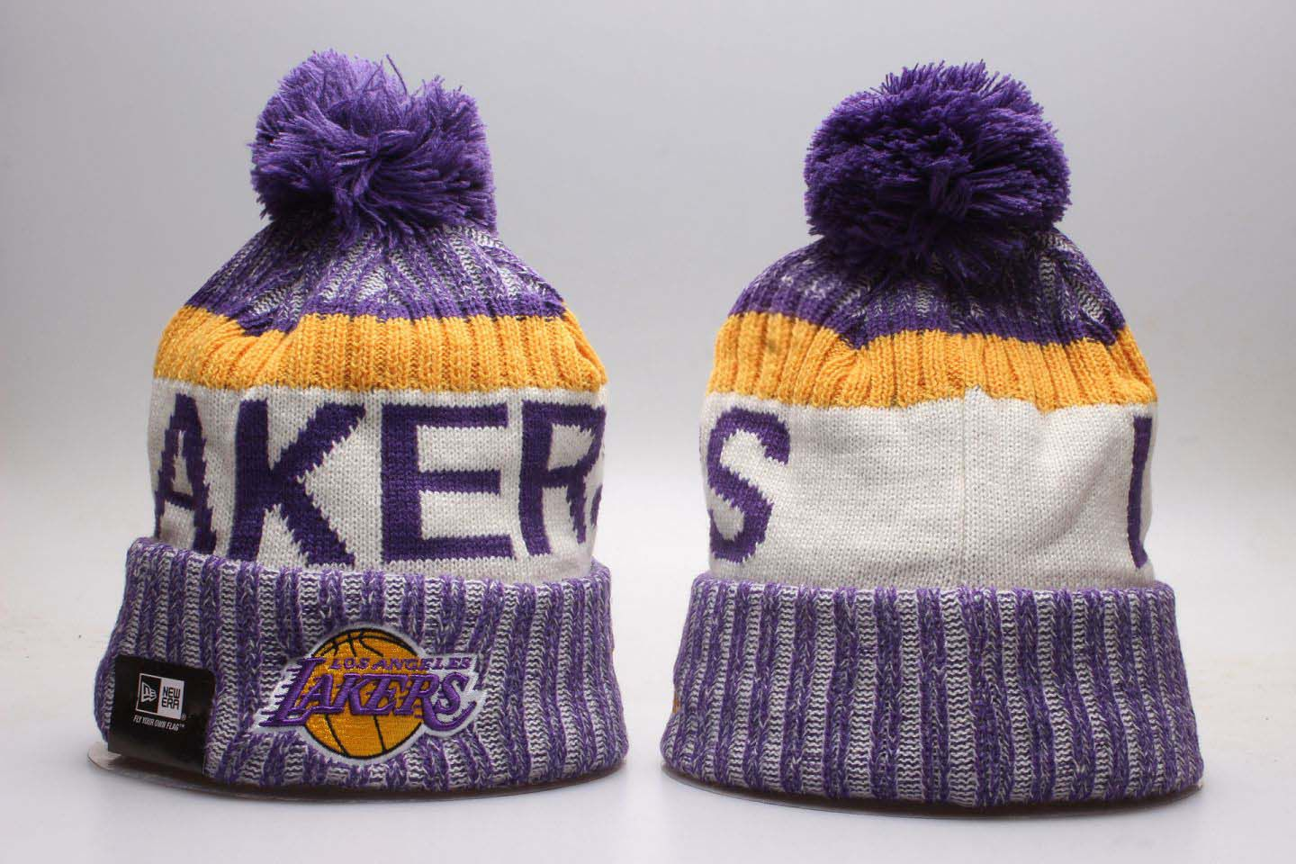 NBA Los Angeles Lakers Beanie hot hat2