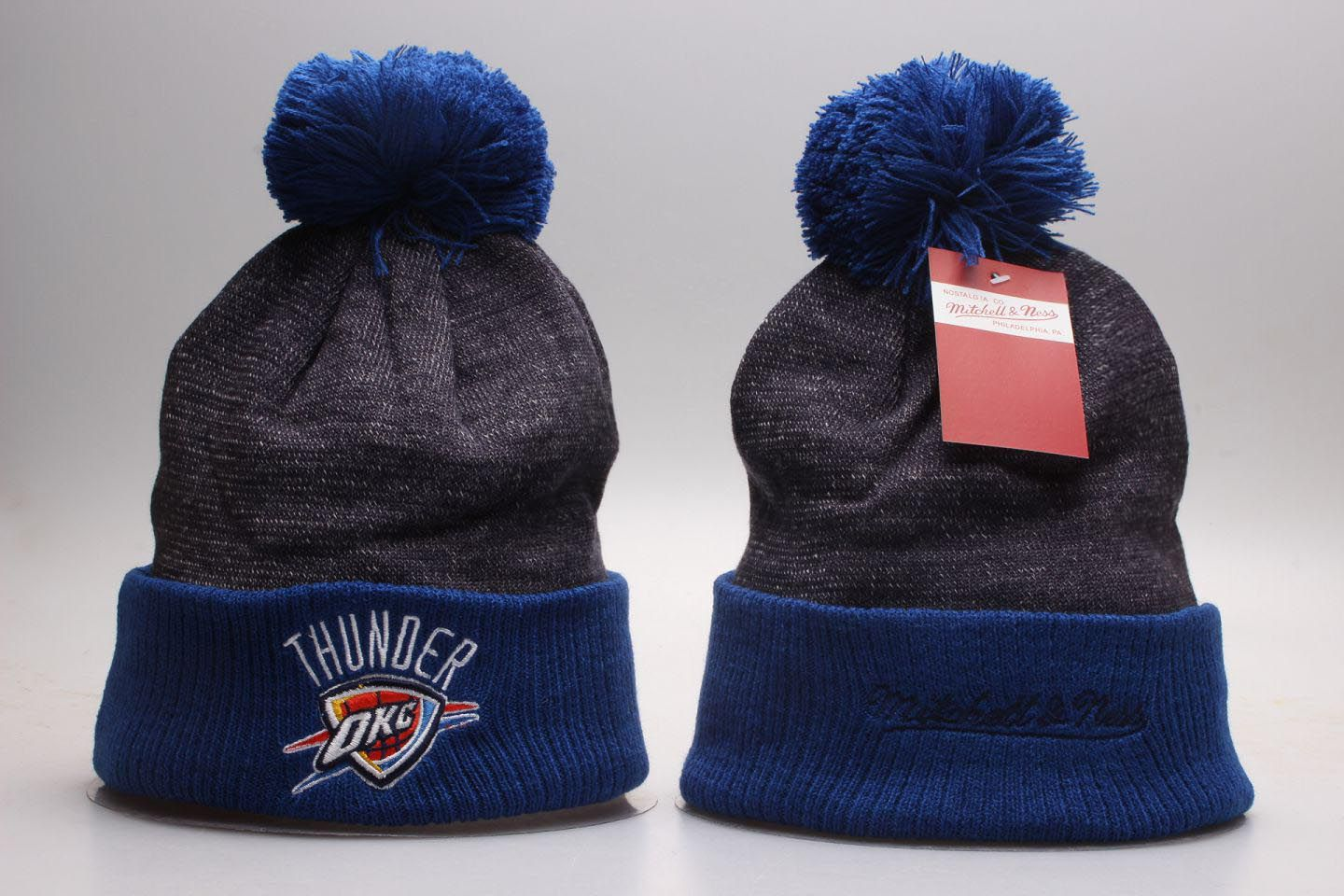 NBA Oklahoma City Thunder Beanie hot hat