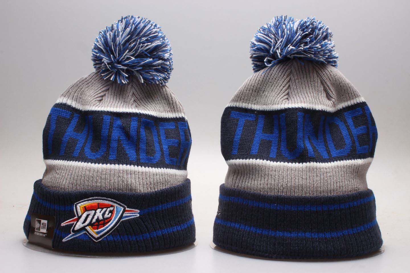 NBA Oklahoma City Thunder Beanie hot hat1