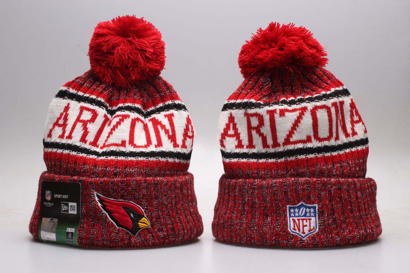 NFL Arizona Cardinals Beanie hot hat4
