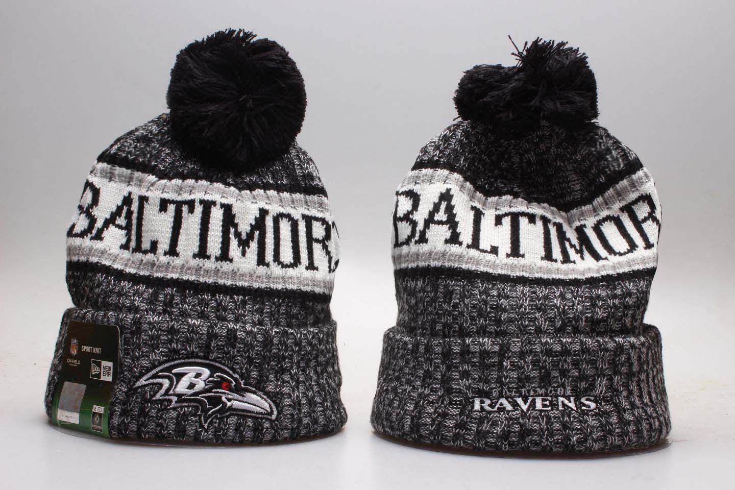 NFL Baltimore Ravens Beanie hot hat1